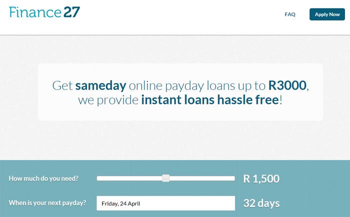 finance 27 loans