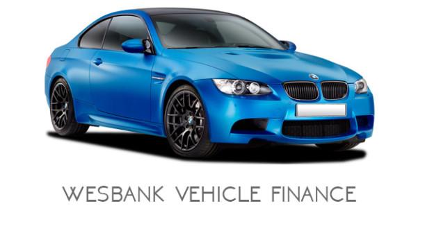 wesbank vehicle finance